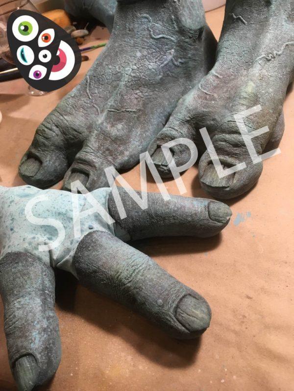 Neoprene Slip on Troll Fingers Set